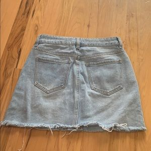 PacSun Skirts - Pacsun denim skirt